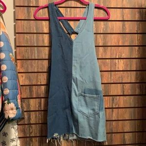 HM Denim Dress